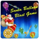 Balloon Shoot for Santa Gifts