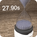 Hourglass Timer 3DHD