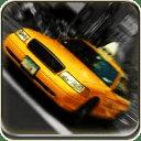 3D疯狂出租赛车