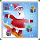 跳跃 圣诞老人 跳跃