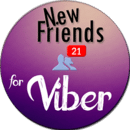 New Friends for Viber