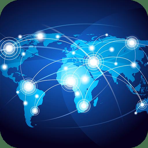 世界中国地图下载