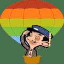 Mr Bean Balloon Defense