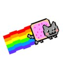 Nyan Cat: Space Adventure