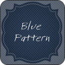 Blue Pattern CM12 Theme