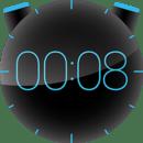 秒表、倒计时、警报、世界时钟 free-Ads