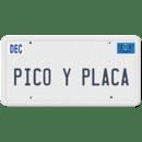 Pico y Placa en Colombia
