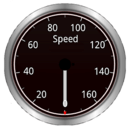 速度显示器 Speed Hud
