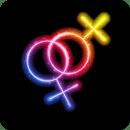 Gaypride2012: Lesbian Symbol