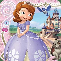 苏菲亚公主换装