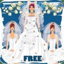 新娘时尚装扮游戏