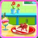 芝士蛋糕烹饪游戏