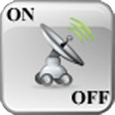 GPS On-Off Widget