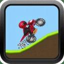 爬坡摩托车赛