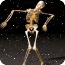 Funny Skeleton Live Wallpaper