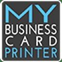 My Business Card Printer