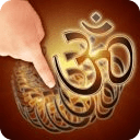 Om Magic Touch Wallpaper