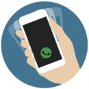 Shake to Answer Call
