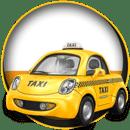 疯狂的城市出租车数码玩具