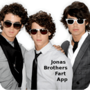 The Jonas Brothers Fart App