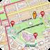 爱丁堡设施地图