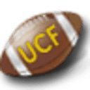 UCF的骑士足球