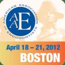AAE 2012 Annual Session