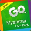 Go Launcher Myanmar Font Pack