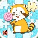 ジグソーパズル - あらいぐまラスカル|プチ世界名作剧场