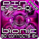 Pink Bionic GO Contacts