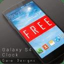 Galaxy S4 clock FREE