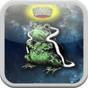 King Frog Memory Game for Kids