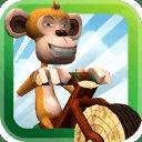 Bike Monkeys: Race for Bananas