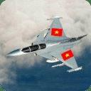 AirCraft Fight Viet Nam