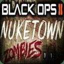 Black Ops 2: Nuketown Zombies