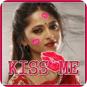 Anushka Shetty Kissing Game