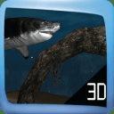 Underwater Great White Shark Lite