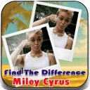 Miley Cyrus Find Difference
