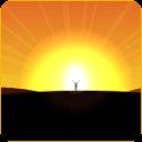 Alarm clock: Sunset simulator