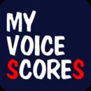 내 목소리 점수 (목소리 테스트)