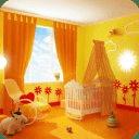 室内装饰儿童房难题