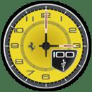 ClockBatWidget法拉利F12 02