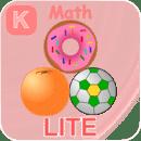 幼儿园小朋友学数学