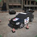 警察停车3D