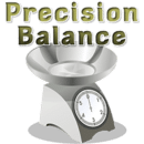 Precision digital scale