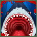 鲨鱼咬手指