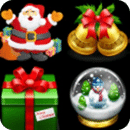 珠宝游戏圣诞