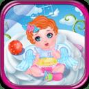 天使照顾宝宝的游戏