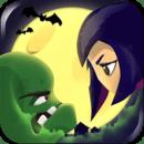 少女大战僵尸  Girl vs Zombie Run Game