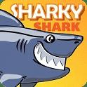 傻傻的鲨鱼  Sharky Shark